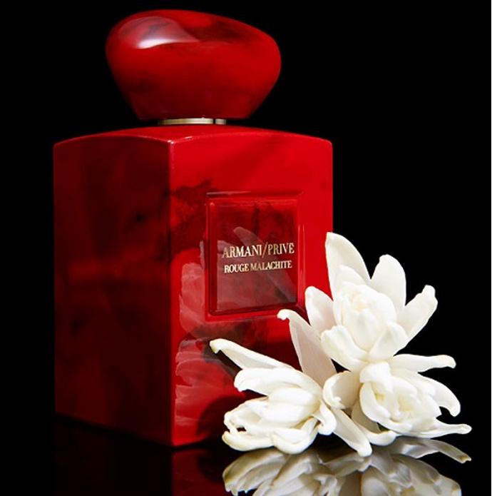 Malachite Rouge, La Collectionde Terres Précieuses от Giorgio Armani