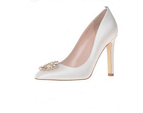 Сара Джессика Паркер создала коллекцию свадебной обуви | галерея [1] фото [6]