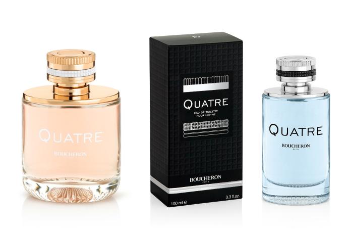Quatre Woman и Quatre Woman от Boucheron