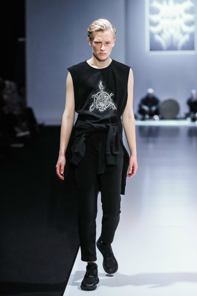 Молодые дизайнеры на Неделе моды в Москве | галерея [5] фото [6]