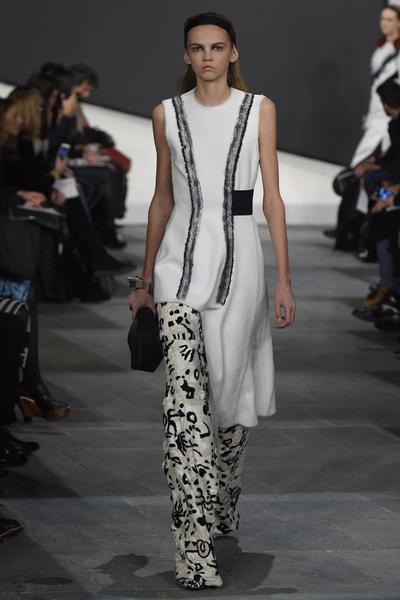 Неделя моды в Нью-Йорке: 18 февраля | галерея [3] фото [2]