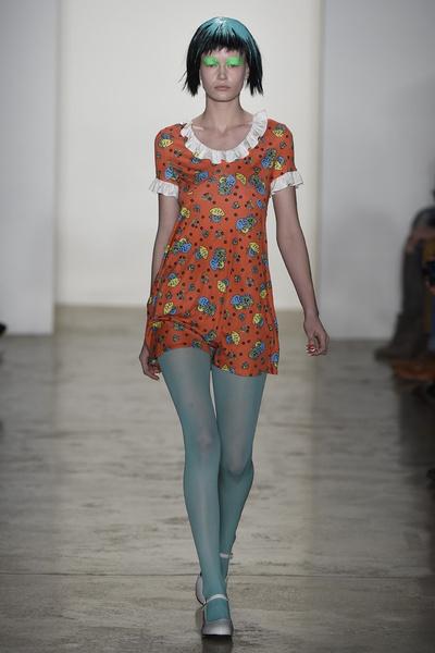 Неделя моды в Нью-Йорке: 18 февраля | галерея [4] фото [5]