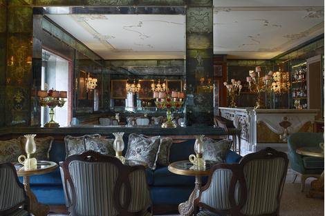 Архитектурное достояние Венеции: отель Gritti Palace | галерея [1] фото [6]