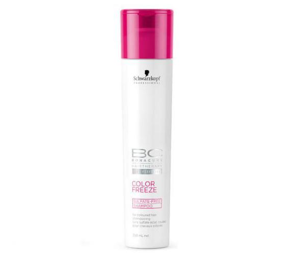 Шампунь Schwarzkopf Professional Bonacure BC Color Freeze Sulfate-Free Shampoo