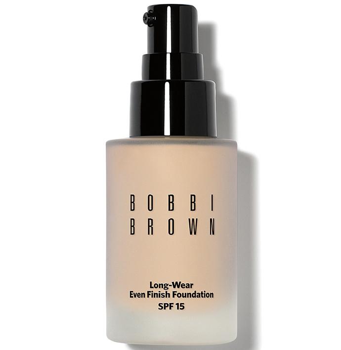 Long-Wear Even Finish, Bobbi Brown тональный крем для жирной кожи