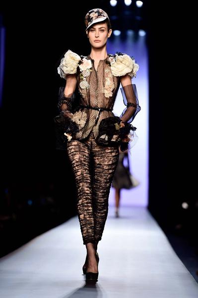 Показ Jean Paul Gaultier Couture | галерея [1] фото [35]