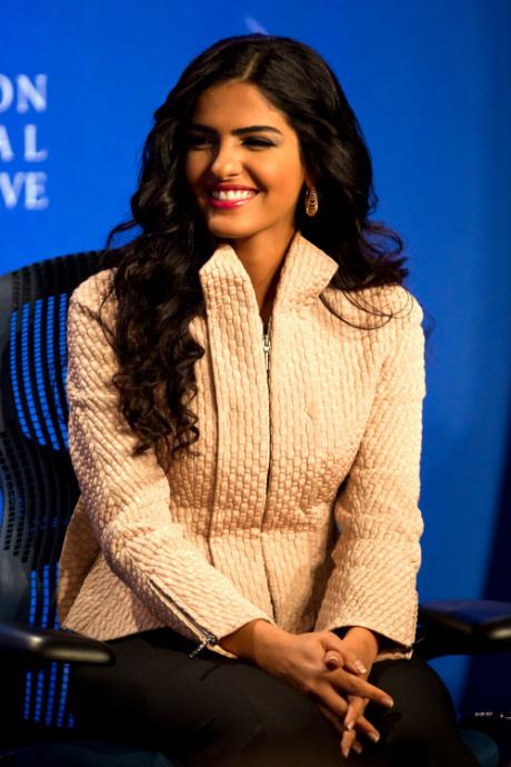 Принцесса Саудовской Аравии Амира Аль-Тавил