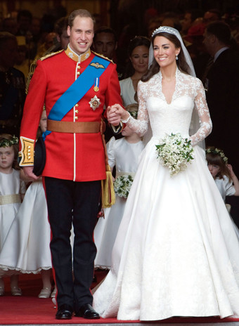 Принц Уильям и Кейт Миддлтон