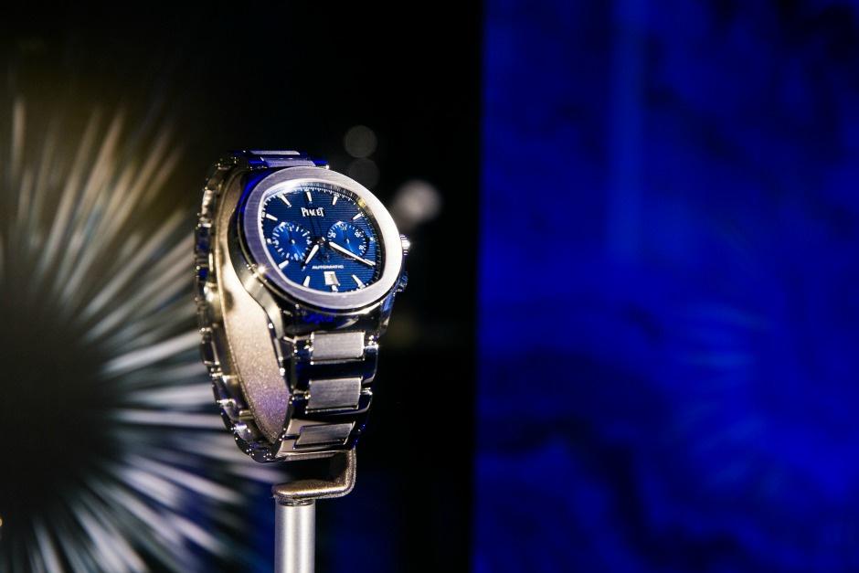 Piaget представили новую модель часов Piaget Polo S в Москве