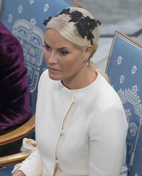 Крон-принцесса Норвегии Метте-Марит