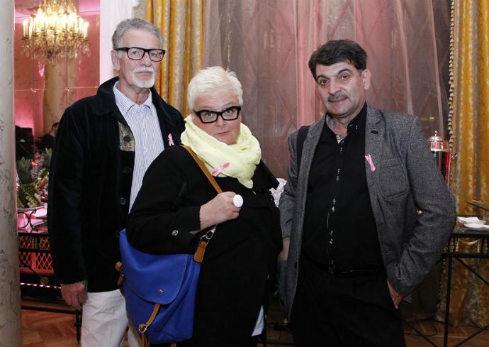 Франко Морони, Светлана Конаген, Владимир Вишневский