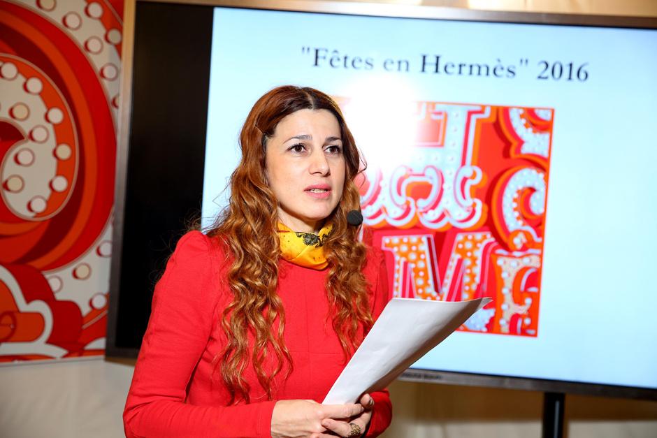 Звезды на мероприятии Fetês en Hermès в ГУМе