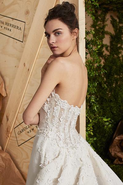Лучшие коллекции Недели свадебной моды | галерея [7] фото [6]
