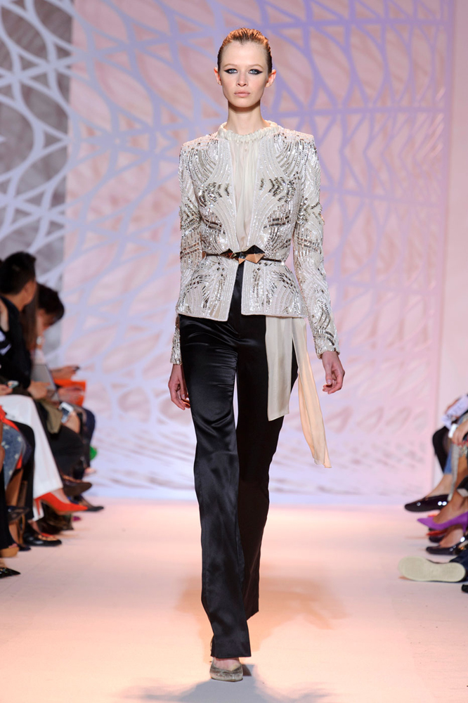 Коллекция Zuhair Murad Couture осень-зима 2014-15