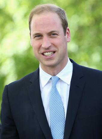 Принц Уильям сменил прическу