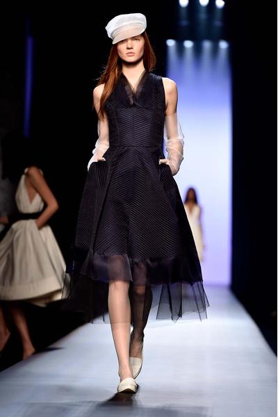 Показ Jean Paul Gaultier Couture | галерея [1] фото [33]