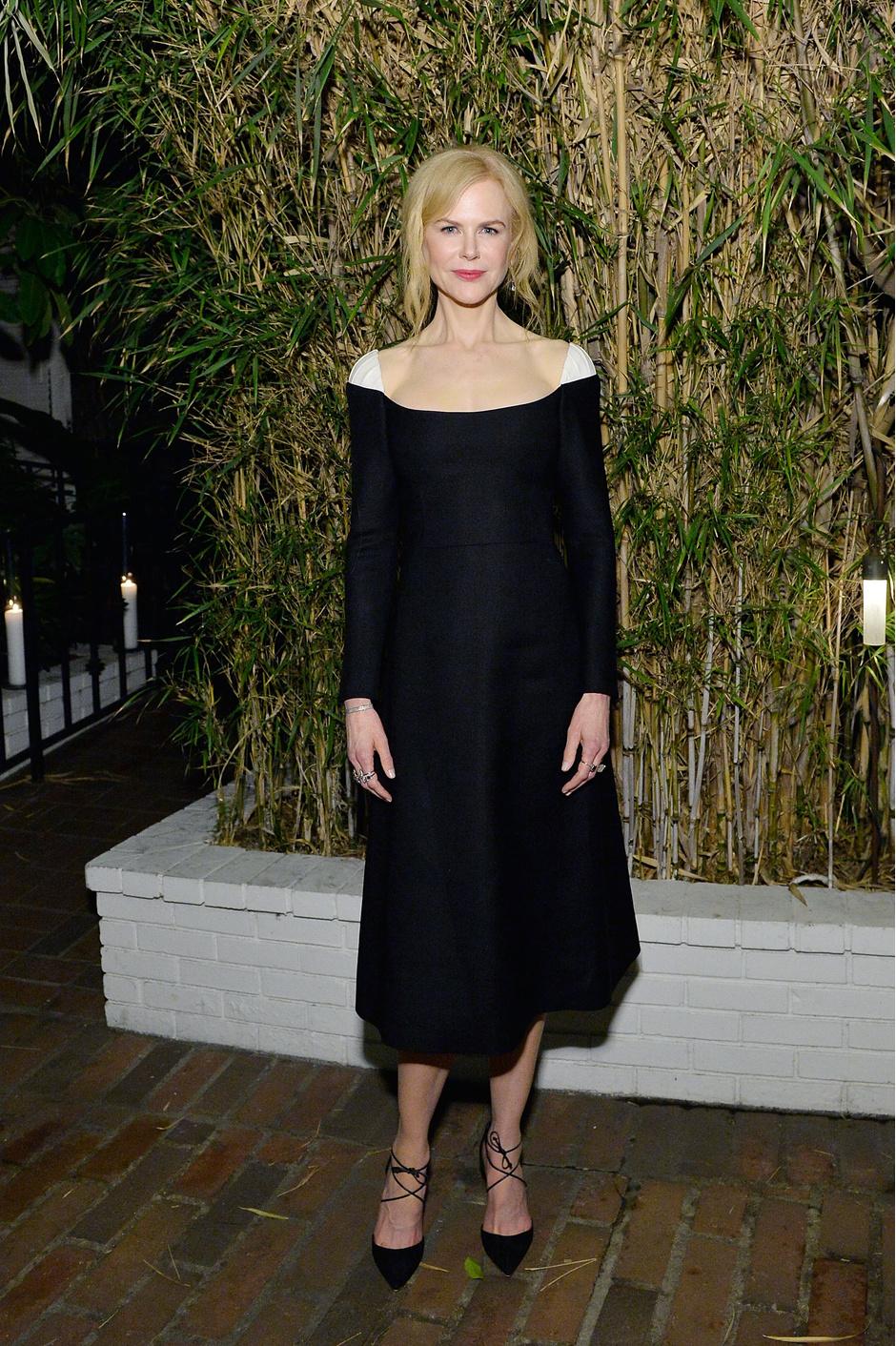 Николь Кидман в платье Valentino, 2017 год