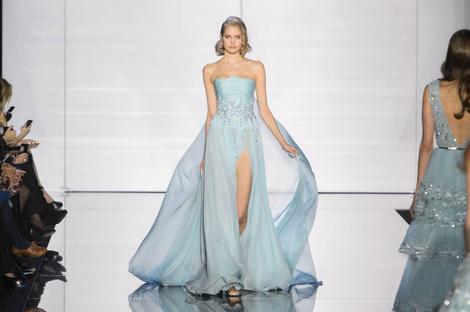 Показ Zuhair Murad Haute Couture | галерея [1] фото [19]