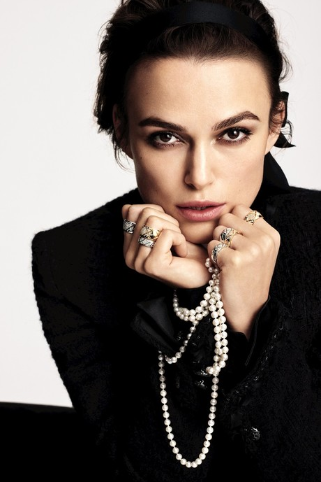 Chanel представил мини-фильм с участием Киры Найтли