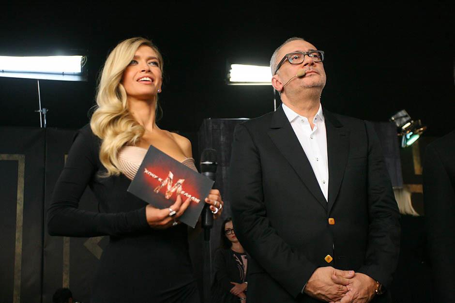 Вера Брежнева и Константин Меладзе