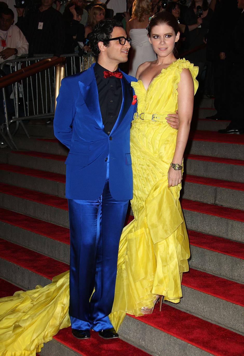 Зак Позен и Кейт Мара, 2008 год