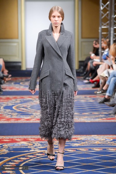 Показ осенне-зимней коллекции Ruban на Mercedes-Benz Fashion Week RussiaПоказ осенне-зимней коллекции Ruban на Mercedes-Benz Fashion Week Russia | галерея [2] фото [27]