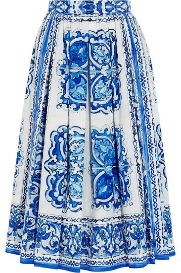 Выбор ELLE: юбка Dolce&Gabbana