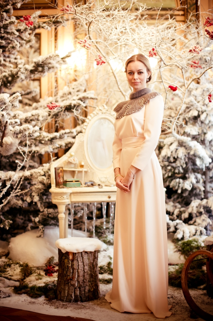 Создательница бренда A LA RUSSE Anastasia Romantsova