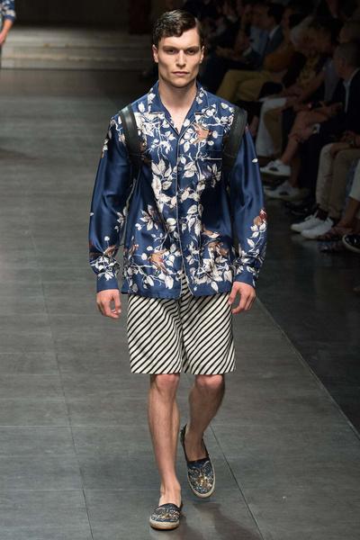 Неделя мужской моды в Милане: лучшие показы | галерея [4] фото [15]