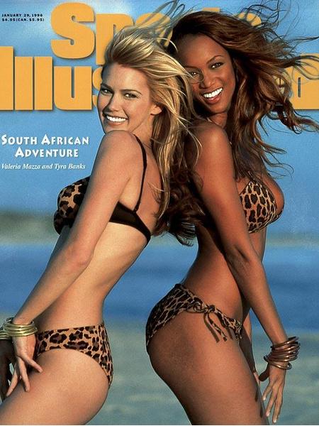 Опубликована обложка нового номера Sports Illustrated Swimsuit Issue | галерея [1] фото [21]