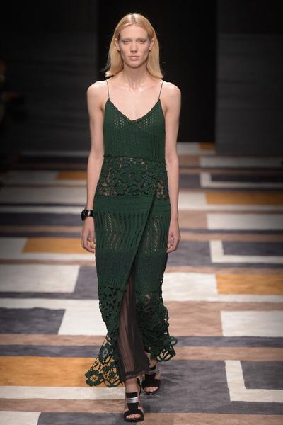 Неделя моды в Милане: 1 марта | галерея [2] фото [7]