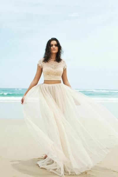 ЗАМУЖ НЕВТЕРПЕЖ: 10 самых красивых свадебных коллекций сезона | галерея [9] фото [10]