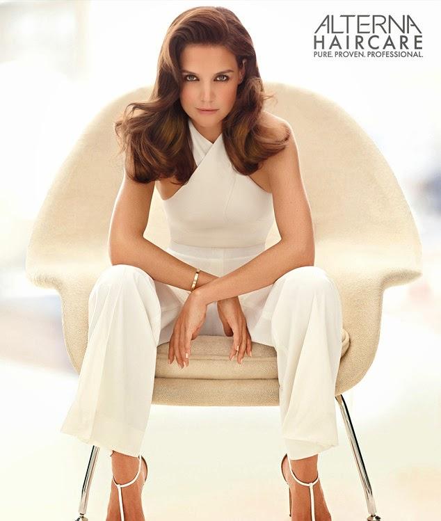 Рекламная кампания Alterna Haircare