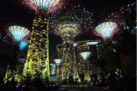 10 мест, которые нужно посетить в Сингапуре | галерея [1] фото [1]