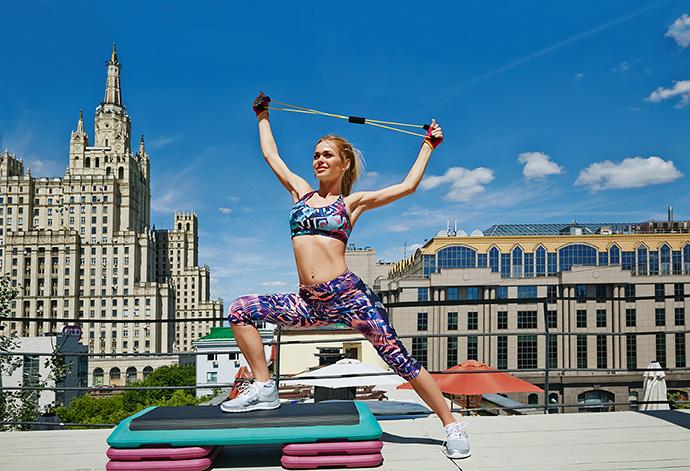 gym is everywhere: спорт в моде и наоборот
