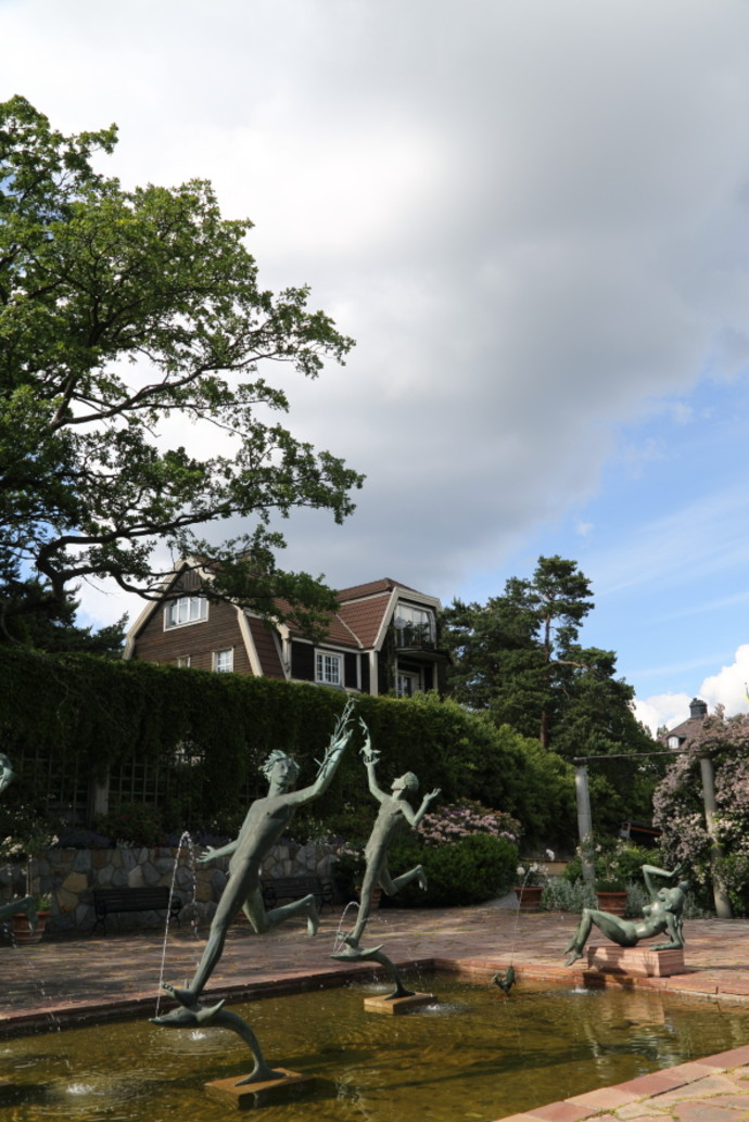 Сад Карла Миллеса