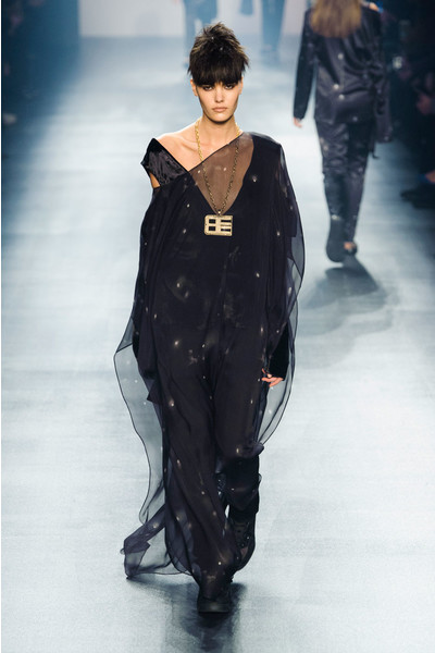 Самые красивые образы Недели моды в Нью-Йорке | галерея [1] фото [67]
