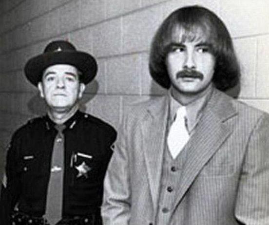 Билли Миллиган во время суда