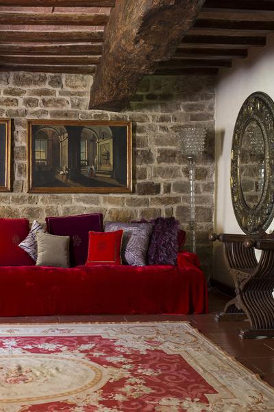 Красивые интерьеры загородных домов: фото | галерея [6] фото [9]