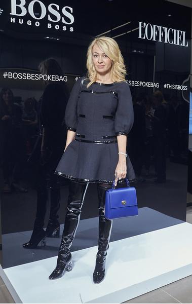 HUGO BOSS представил в России сумку BOSS Bespoke | галерея [1] фото [4]