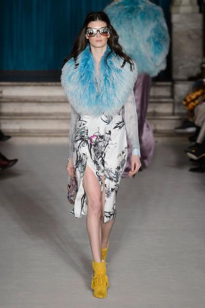 Неделя моды в Лондоне: 22 февраля | галерея [3] фото [3]