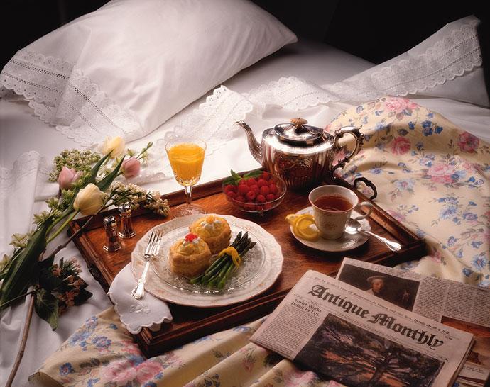 Завтрак гурмана и любителя сладкого