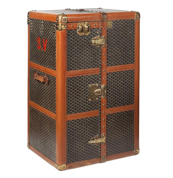ВИНТАЖНЫЕ ЧЕМОДАНЫ Мне нравятся следы времени на кожаных чемоданах: потертости и покрытые патиной металлические детали.