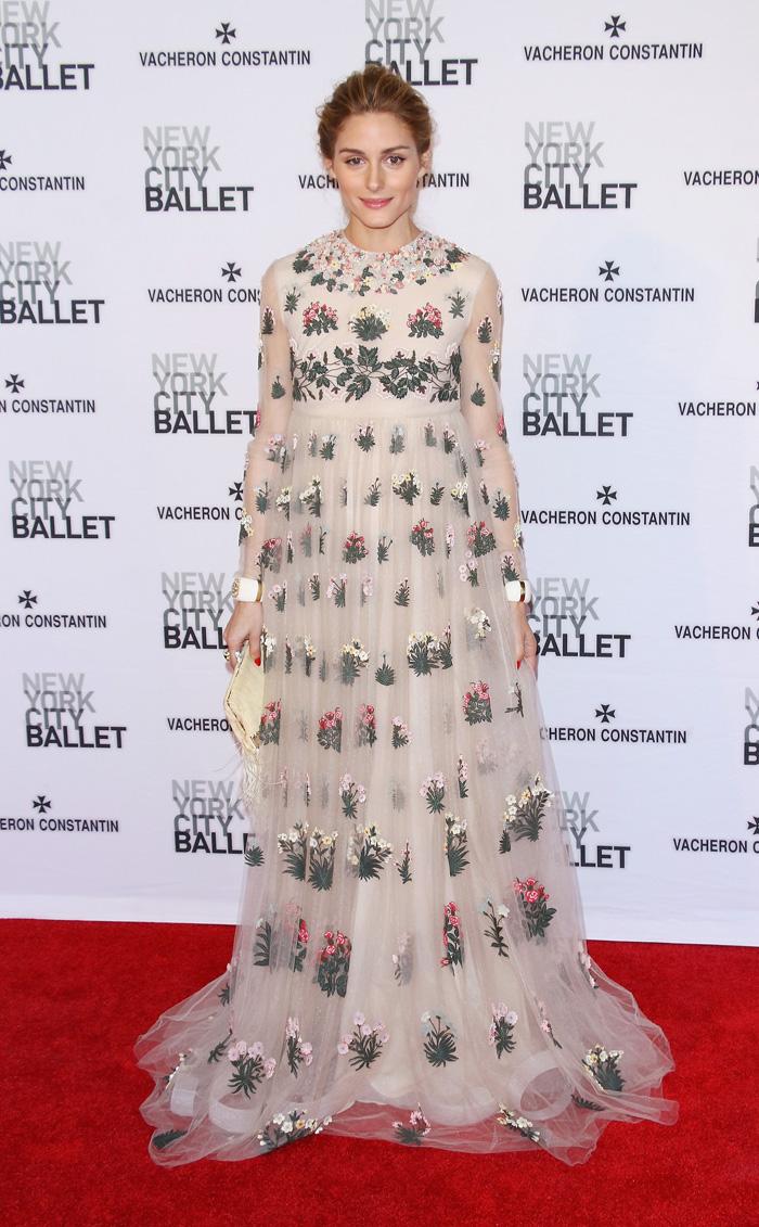Вечернее платье от Valentino