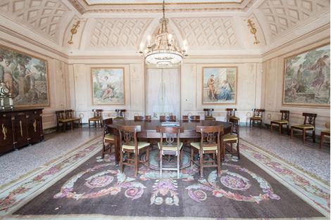 Вилла Марлия в Тоскане станет отелем | галерея [1] фото [9]