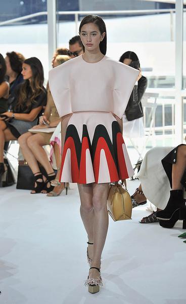 Неделя моды в Нью-Йорке: день девятый | галерея [1] фото [7]