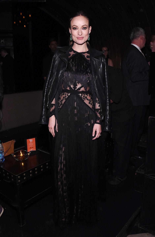 Оливия Уайлд на кинофестивале Tribeca, 2016 год
