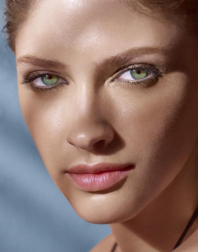 Изумрудный город: макияж для зеленых глаз