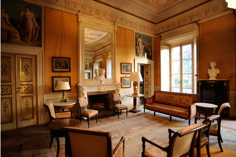 Вилла Марлия в Тоскане станет отелем   галерея [1] фото [7]