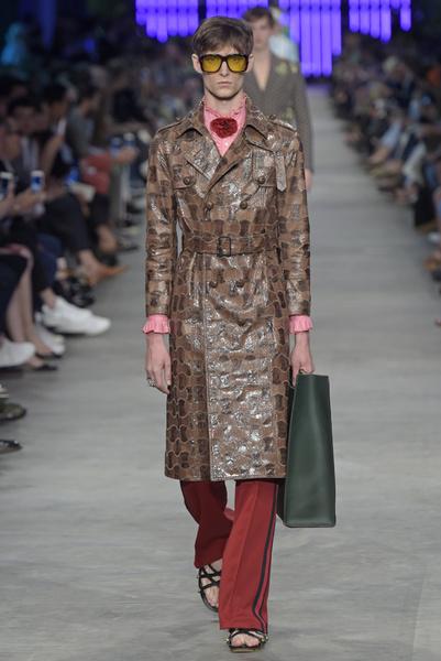 Неделя мужской моды в Милане: лучшие показы | галерея [1] фото [10]